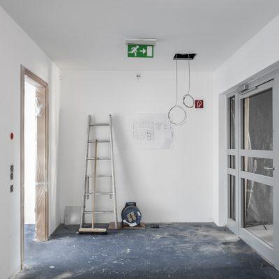 Baustellenreinigung